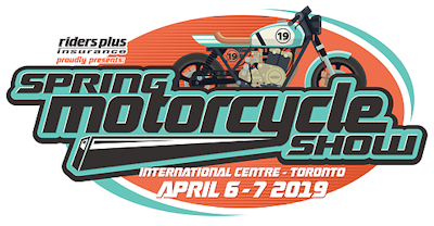 2019 Spring Motorcycle Show April 6 & 7 2019 Visit www.motorcyclespringshow.com